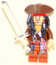 lego captain jack sparrow tricorne pirates