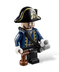 hector barbossa wooden lego pirates caribbean