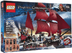 lego queen anne's revenge sail fountain