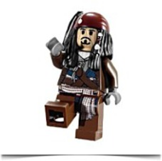 30132 Pirates Of The Caribbean Jack Sparrow