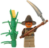 lego scarecrow pumpkin king halloween minifigure