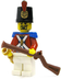 lego pirate loose mini figure soldier