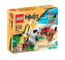 lego pirates cannon battle treasure pirate