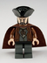 lego pirates caribbean coachman minifigure brown