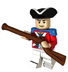 lego pirates caribbean king george's soldier