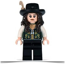 Angelica Pirates Of The Caribbean Minifigure