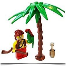 Buy Now Pirate Minifigure And Pirates Building