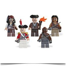 Pirates Of The Caribbean Battle Pack