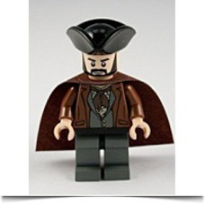 Pirates Of The Caribbean Coachman Minifigure