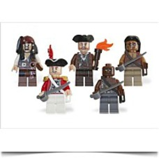 Specials Pirates Of The Caribbean Mini Figure