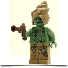 Specials Pirates Of The Caribbean Minifig Hadras