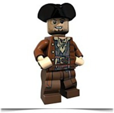 Buy Now Scrum Pirates Of The Caribbean Minifigure