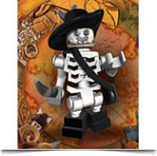 Skeleton Barbossa Pirates Of The Caribbean