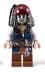 jack sparrow lego pirates caribbean minifigure