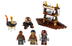 lego pirates caribbean captain's cabin ship-in-a-bottle