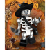 skeleton barbossa lego pirates caribbean minifigure