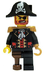 lego pirate loose mini figure captain