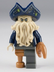 lego davy jones mini figure captain