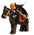 headless horseman lego halloween minifigure pumpkin