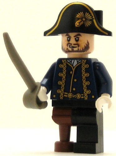 Pirates Of The Caribbean Minifig Hector