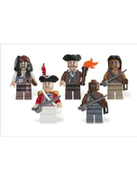 Pirates Of The Caribbean Mini Figure